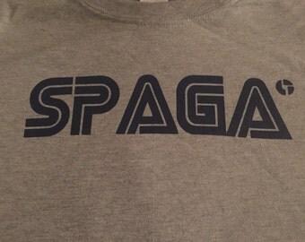Spaga t-shirt - Heather Grey