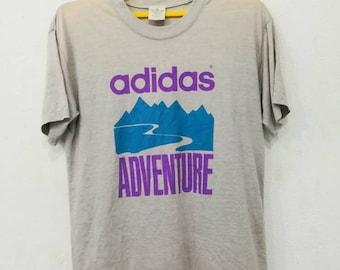 Rare vintage adidas t-shirt M size