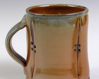 """Woodfired Stoneware Mug 4.5"""" x 4.5"""""""