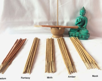 Natural Scent Handmade Nepalese Stick Incense