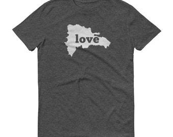Dominican Republic, Dominican Republic Shirt, Dominican, Dominican Republic T Shirt, Dominican TShirt, Dominican Republic Map, Gifts, Made