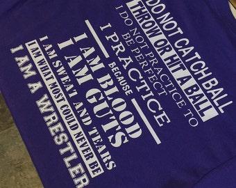 Wrestler Shirt