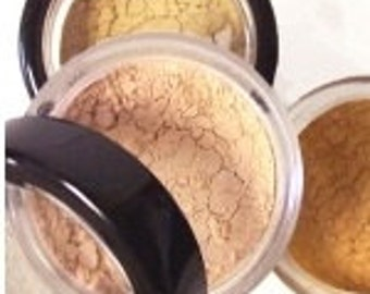 Silky Mineral Foundation