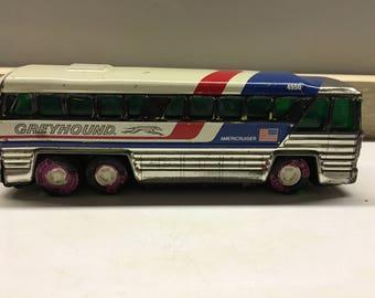 Vintage Greyhound Bus, Americruiser