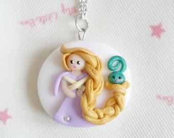 Saltire Rapunzel