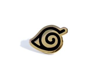 Naruto Konohagakure Pin