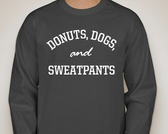 Donuts, Dogs, and Sweatpants