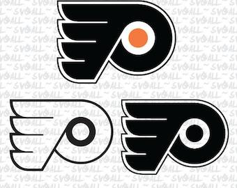 Philadelphia Flyers Svg Files, Philadelphia Flyers Png, Philadelphia Flyers PDF, Philadelphia Flyers EPS,  Flyers DXF Instant Download