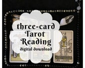 Three-Card Custom Tarot R...