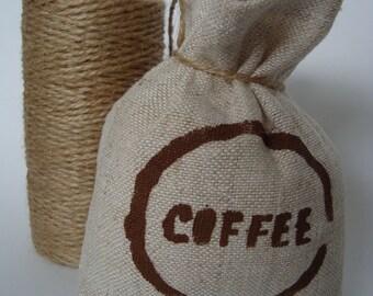 Саше, мешочек для подарка хранения кофе чая