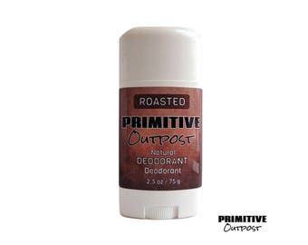 Roasted Natural Deodorant by Primitive Outpost