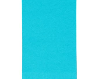 100 ct 3-Ply Bermuda Blue Dinner Napkins, Party Supplies, Wedding Supplies, Wedding, Party, Bachelorette Party, Baby Shower, Tableware