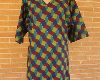 Inca Empire tunic half sleeve /Tunica Inca Empire half sleeves