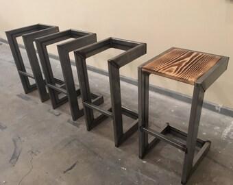 Custom bar stools