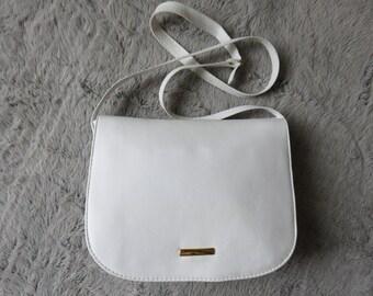 Bag White - Vintage - 70's