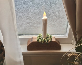 Window Sill Candle Etsy