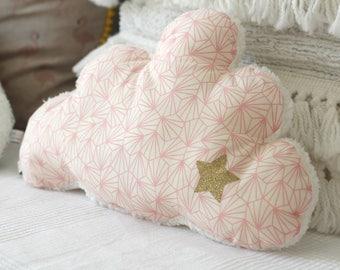 Cushion shape cloud room baby