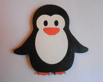 Cute Penguin Fridge Magnet