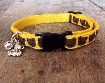 Bear cat collar