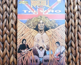 The Who Comic book 1990