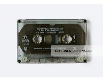 Deftones Adrenaline - Photographic Print