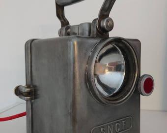 Lamp Wonder SNCF