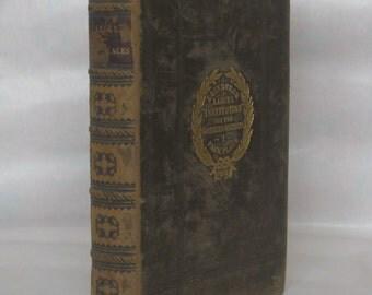 Lettres Ecrites A Un Provincial. Blaise Pascal. 1860.