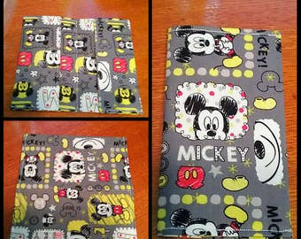 Custom *Any Fabric* checkbook cover