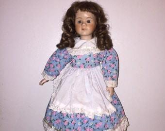 Vintage Show Stoppers Inc. Porcelain Doll