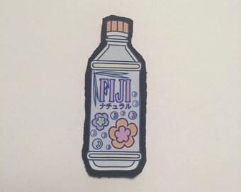 Fiji Water Patch