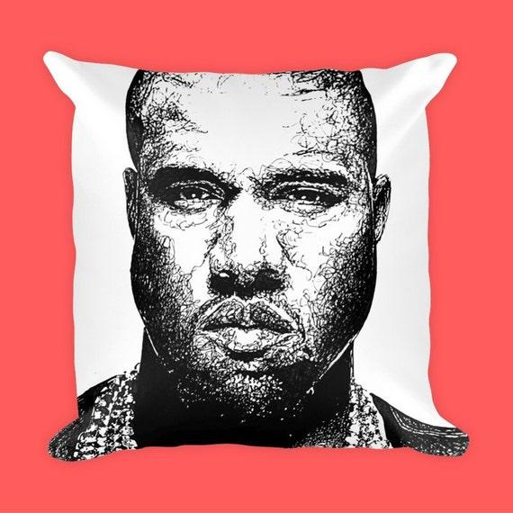 Mr. West | Bed Pillow | Playful Bedding