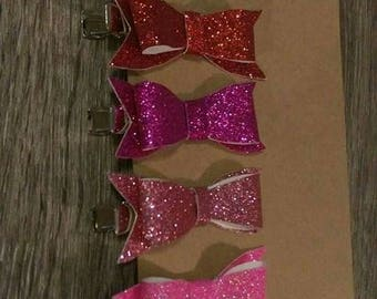 Bow clip set of 4