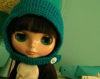 Blythe Blue Hoodie
