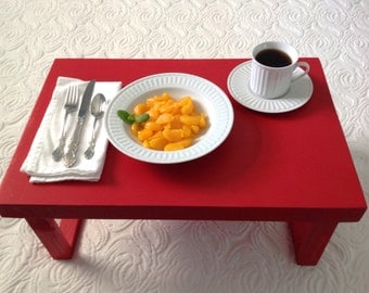 Lap table, bed table , kid's tray, kid's lap desk, wooden bed tray, Haygee, Laptop bed stand, Wood lapdesk,
