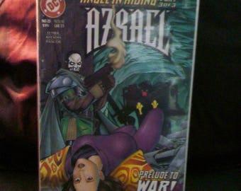 Azrael #23: Angel in Hiding Pt. 3 of 3 by O'Neil, Kitson, Pascoe November, 1996 DC Comics