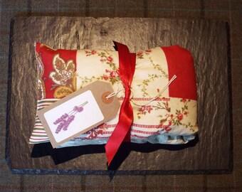 Microwaveable Lavender Wheat Bag