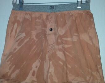 Tie dye boxers