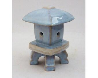 Ceramic decorative temple ornament