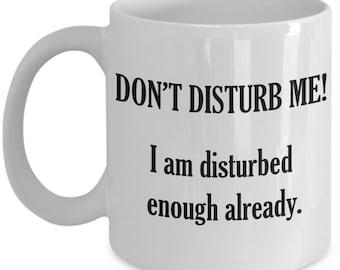 Funny Coffee Mug, Morning Mug, Monday Mug,Funny Quote Coffee Mug,Coffee Lover Mug,Coffee Addict Mug,Coffee Mug Gift,Humorous Coffee Mug