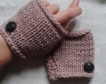 Small foam mitts