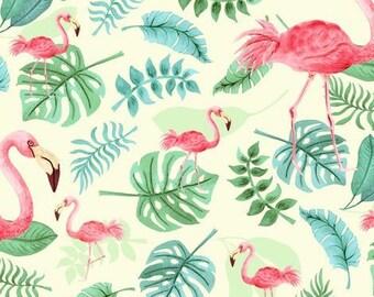 FLAMINGO CRIB BEDDING. Flamingo crib sheet. Flamingo nursery. Flamingo Baby Blanket. Tropical Baby Bedding. Tropical Nursery. Baby Blanket.