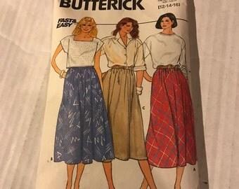 Butterick Pattern 3132