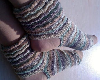 Yoga Socks Dance Pilates Ballet Leg Warmers ankle warmers dancer