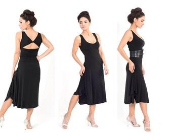 Simple & elegant Argentine tango dress