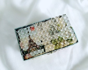 Paris decoupage box