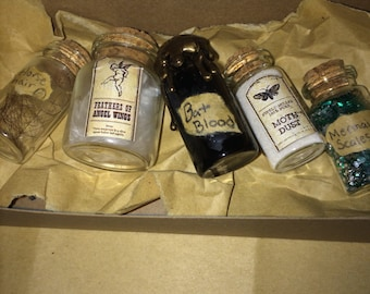 Miniature Potion ingredient box