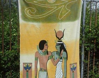 Egyptian Beach towel