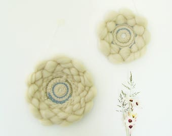 CLEARANCE - Duo of circular weaving