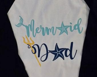 Mermaid Dad