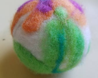Handcrafted Designer Wool Dryer Balls